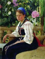 Портрет С.Ф.Мамонтовой
