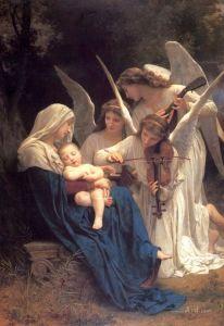 Бугеро Вильям-Адольф Песнь ангелов