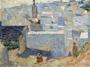 Рейссельберге Тео ван Город в Марокко