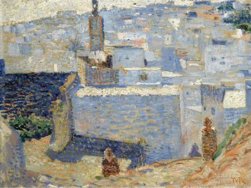 Город в Марокко