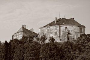 Замок в Олесько