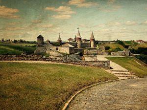 Фотокартины для интерьера Каменец-Подольский