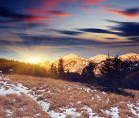 Карпатский пейзаж