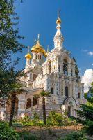 Кафедральный собор святого Александра Невского. Ялта, Крым