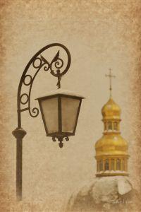 Фотокартины для интерьера Киево-Печерская Лавра