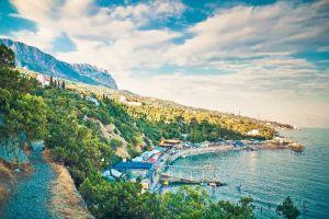 Фотокартины для интерьера Крым