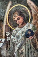 Средневековые росписи
