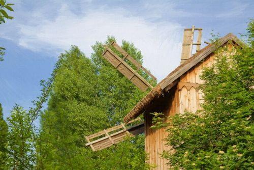 Старая мельница - изображение 1