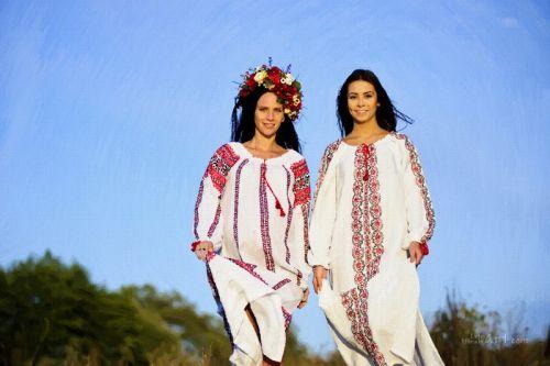 Украинки