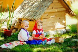 Фотокартини Українська пара