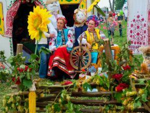 Фотокартини Українська ярмарка