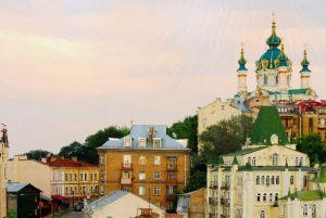 Фотокартини Храм св. Андрія в Києві
