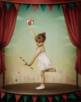 В цирку
