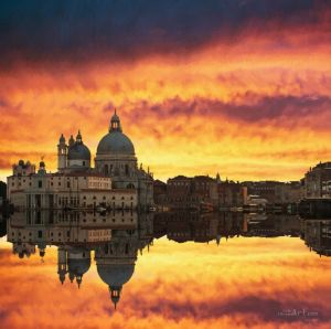 Фотокартины для интерьера Венеция