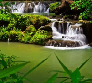 Фотокартини Водоспад
