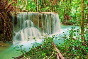 Фотокартины для интерьера Водопад