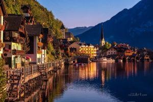 Фотокартини Гальштат, Австрія