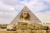 Єгипет. Сфінкс
