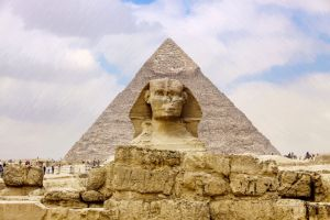Египет. Сфинкс