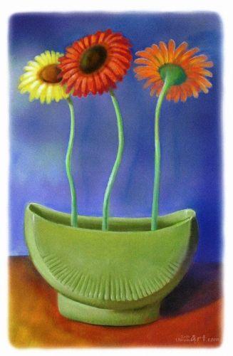 Цветы - изображение 1