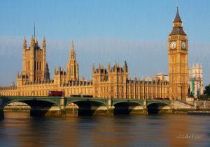 Фотокартины для интерьера Лондон