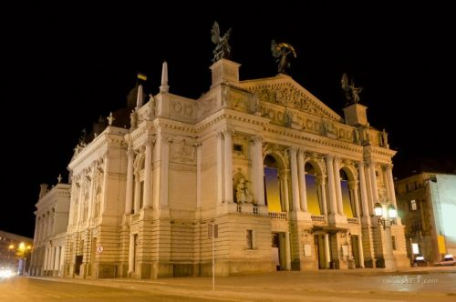 Львовская опера