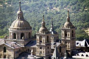 Печатные картины на холсте Мадрид