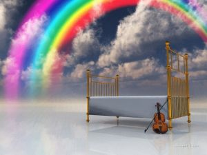 Печатные картины на холсте Музыкальное настроение