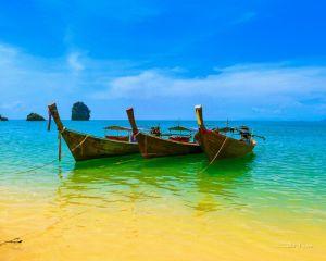 Фотокартини На тропічному острові