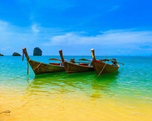 На тропическом острове - изображение 1