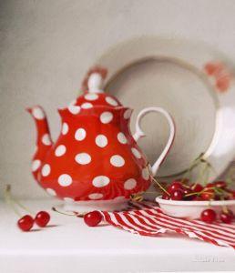 Фотокартини Натюрморт із вишнями