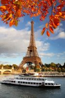 Париж восени