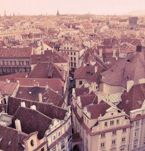 Фотокартины для интерьера Прага