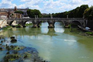 Фотокартини Римський пейзаж