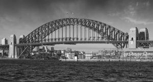 Фотокартины для интерьера Сиднейский мост