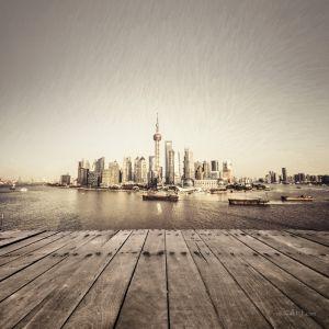 Фотокартины для интерьера Современный город