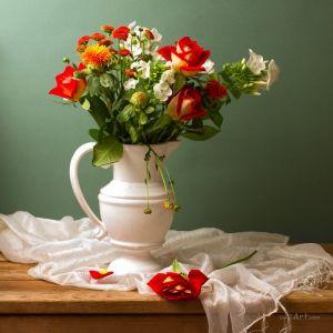 Фотокартини Троянди