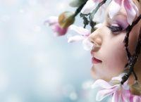 Девушка - Весна