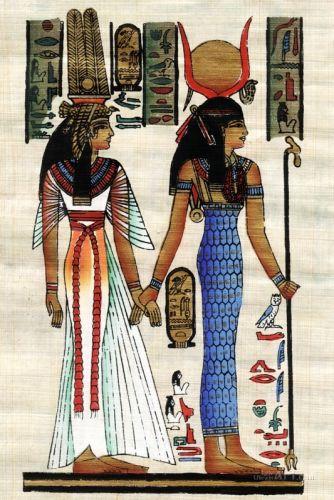 Єгипетський мотив - зображення 1
