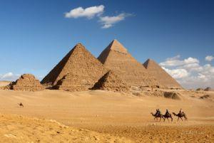 Фотокартины для интерьера Пирамиды