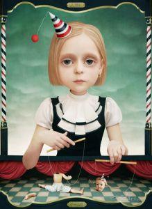 Фотокартини Поломана лялька