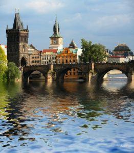 Фотокартины для интерьера Старая Прага
