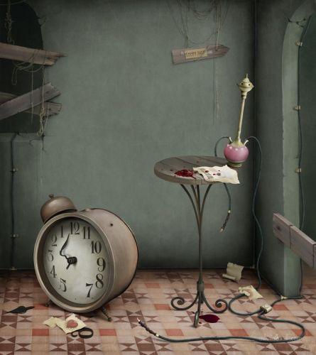Иллюстрация к сказке Алиса в Стране чудес - изображение 1