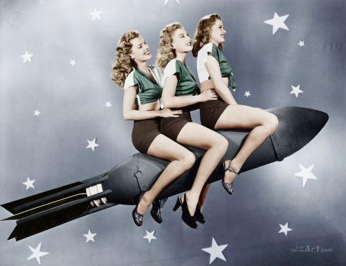 На ракете
