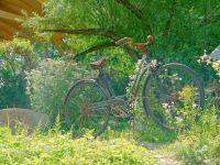 Старий велосипед
