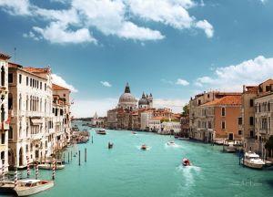 Фотокартины для интерьера Вид на Венецию