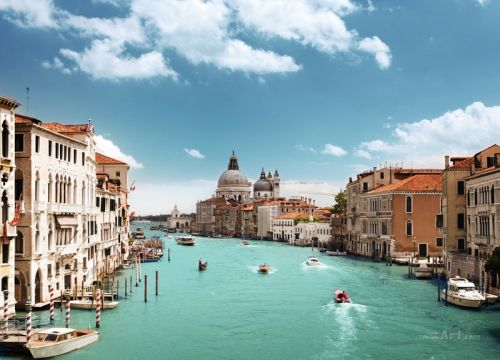 Вид на Венецию - изображение 1