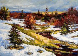 Фотокартини Зимовий пейзаж