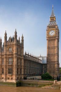Биг-Бен. Лондон, Англия