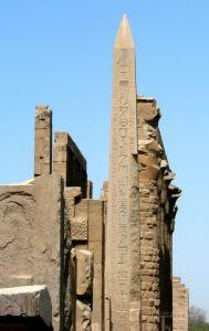 Руины древнего Египта